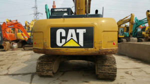 Used Caterpillar 320d Crawler Excavator-Original Cat-3306-Engine 0.5~1.5cbm/20ton Japan-Make Hydraulic-Transmission pictures & photos
