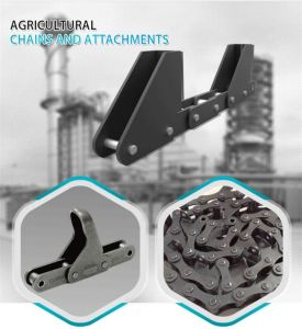 Ca550 Combine Harvester Chains Conveyor Agricultural Chain pictures & photos