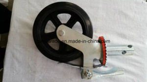 8 Inch Castor Wheel Industrial Caster Wheel for Scaffolding pictures & photos