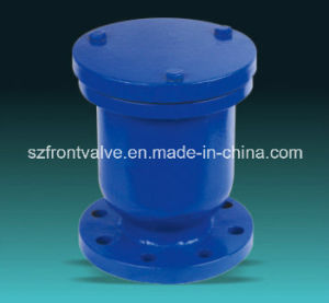 Cast Iron Double Orifice Air Valve pictures & photos