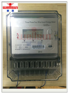 Three Phase Transparent Meter for Electricity pictures & photos