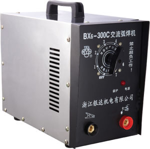 Stainless Body AC Arc Welding Machine pictures & photos