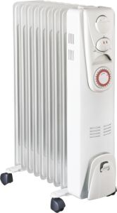 Oil Heater with Fan (CYAD04) pictures & photos