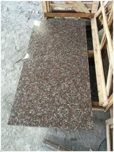 Factory Price Building Material G687 Tiles Peach Red Granite pictures & photos
