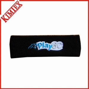High Quality Promotion Cotton Headband with Logo Embroidery pictures & photos