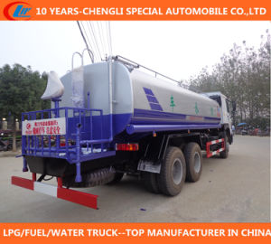 Dongfeng 6X4 Street Cleaning Truck/Water Bowser Truck/Water Sprinkler/Water Spray Truck pictures & photos