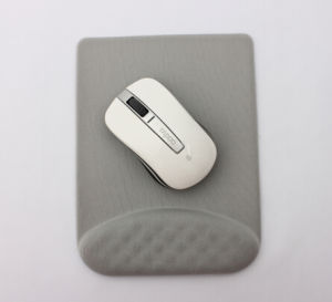 Gray Small Massage Mouse Pad
