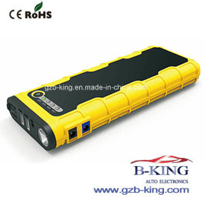 18000mAh Multi-Function Car Jump Starter Power Bank Rechargeable Battery 12V pictures & photos