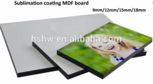 High Quality of Sublimation MDF Medal Hanging Plaque MDF pictures & photos
