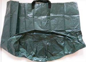 PE Material Garden Waste Bag pictures & photos