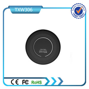China Supply Qi Wireless Charger Universal Wireless Phone Charger Qi Wireless Charging Pad pictures & photos