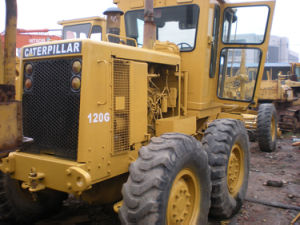 Used Grader Cat 120g, Used Caterpillar Grader 120g pictures & photos