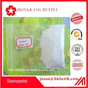 Cutting Cycle Steroids Anabolic Powder Stanozolol Winstrol for Muscle Gain pictures & photos