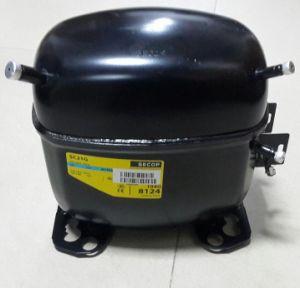 R22 1/3HP Sc10c Secop Refrigerator Compressor pictures & photos