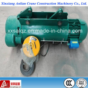 Crane Lifting 0.5ton-32ton Wire Rope Electrical Hoist pictures & photos