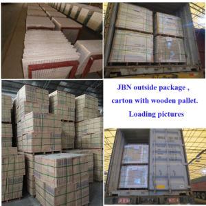 Double Loading Light Pink Porcelain Flooring Polished Tiles (J6J01) pictures & photos