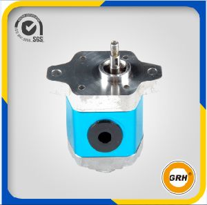 Small Rotary Hydraulic Gear Oil Pump for Power Pack pictures & photos