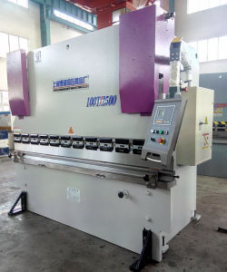 Nc or CNC Hydraulic Press Brake with High Standard Reasonable Price pictures & photos