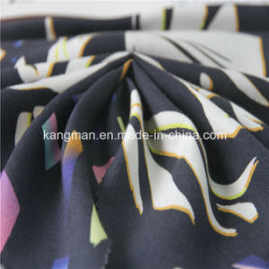 100% Viscose Twill Fabrics with Digital Printing pictures & photos
