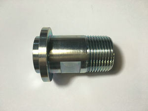 Hydraulic Adapter with Galvanize Male Straight pictures & photos