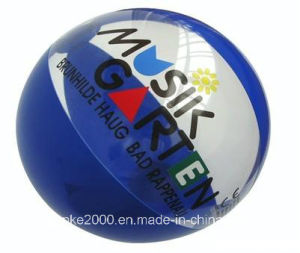Promotion Inflatable Printed PVC Beach Ball (CB-1001)