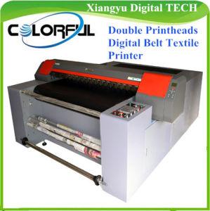 Digital Belt Textile Printer Machine with Epson Dx7 Double Printheads 1.8m (Colorful 1820) pictures & photos