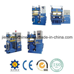 ISO9001 Silicone Rubber Bracelet/Oil Seal Making Machine pictures & photos