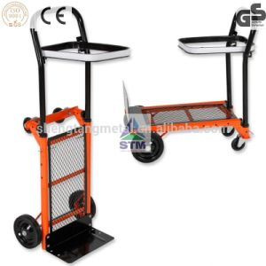Multifunctional Rubbish Collector Trolley