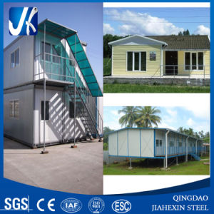 Light Weight Prefabricated Houses Designed, Sandwich panel pictures & photos