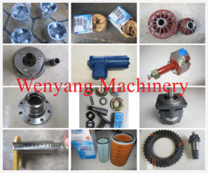Lonking Wheel Loader Spare Part Hydraulic Torque Converter Filter pictures & photos