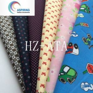 65% 35% Tc Pocketing Fabric Printing 110X76 pictures & photos