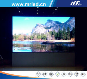 Hot Sell Mrled P6.25mm Indoor Full-Color Mesh SMD LED Display Module pictures & photos
