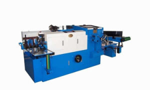 Automatic Book Cover Gate-Folding Machine (ZX-ZK320) pictures & photos