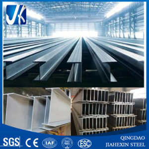 H Beam Hot Rolled Standard Structural Steel H Beam Jhx-Ss6005-T pictures & photos