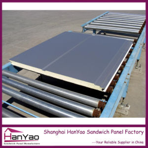 New Customized Thermal Insulated Polyurethane PU Panel Sandwich pictures & photos