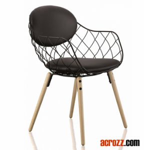 Magis Modern Wire Soft Dining Pina Chair pictures & photos