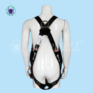 Full Body Harness, Safety Harness, Seat Belt, Safety Belt, Webbing with One-Point Fixed Mode (EW0111H) pictures & photos
