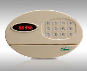 Hotel Safe Locks with Card (SJ850-2) pictures & photos