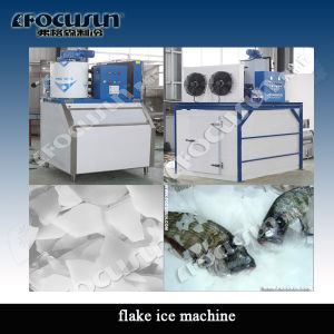 Flake Ice Machine for Fishing Industry (FIM-100K) pictures & photos