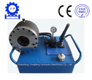 Hydraulic Machine for Crimping (YJK-32S)
