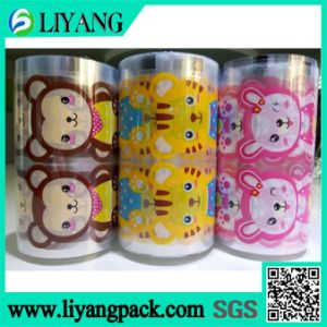 Three Animal Cartoon Character, Heat Transfer Film pictures & photos