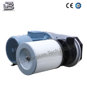 Scb 22kw Air Drying Belt-Driven Vacuum Blower pictures & photos