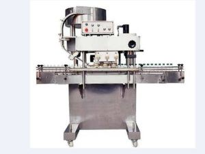 Semi-Automatic Plastic Bottle Screw Capping Machine pictures & photos