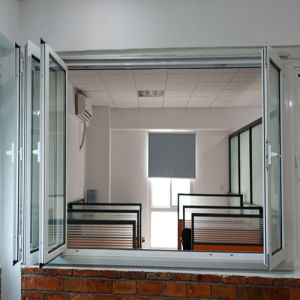 Aluminum Folding Window with Ce Standard pictures & photos