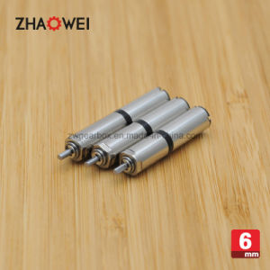 6mm 3V DC Low Noise and Speed Mini Gear Motor pictures & photos