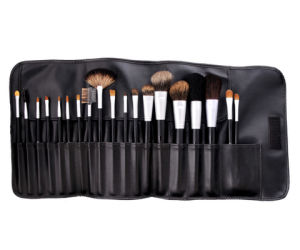 Top Quality 19PCS Professional Makeup Brush with Natural Hair pictures & photos