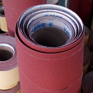 Semi-Resin Abrasive Cloth Roll