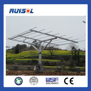 Two-Axis Solar Tracker pictures & photos