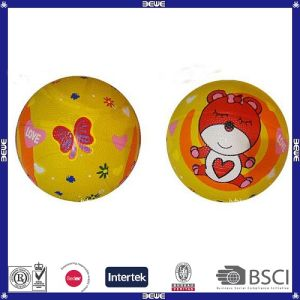 Small Colorful Promotional Rubber Basketball for Children pictures & photos