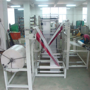 Automatic PE Bubble Bag Making Machinery pictures & photos